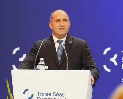 President Radev: The Three Seas Initiative becomes increasingly recognizable globally