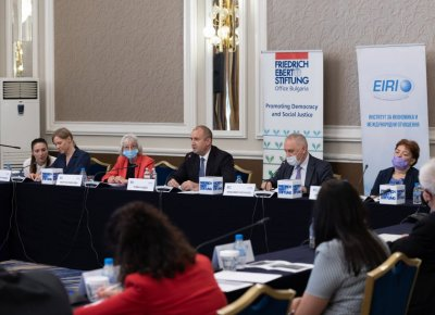 """President Radev: Eastern Europe is in great need of investment and the dialogue in """"Three Seas"""" is a message to business"""