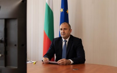 Bulgaria's President and President of the European Parliament discussed topics of the EU agenda