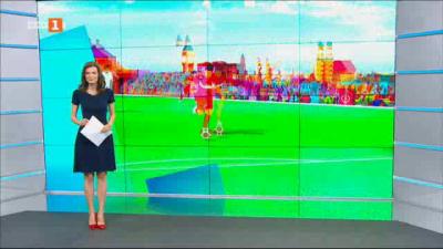 Спортна емисия, 12:25 – 14 юни 2021 г.