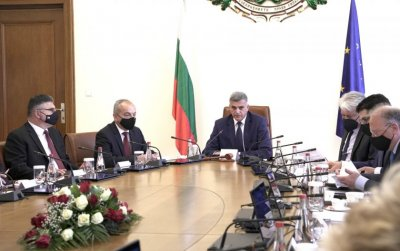 The caretaker cabinet dismissed the Deputy Head of the State Intelligence Agency