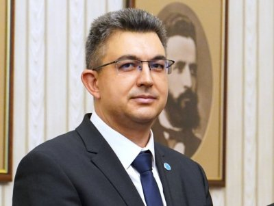 """Plamen Nikolov is the nomination of """"There is Such a People"""" for the post of Prime Minister."""
