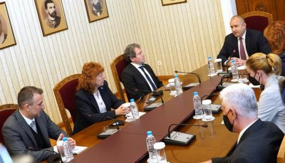Bulgaria's President held consultation with parliamentary parties on the formation of government