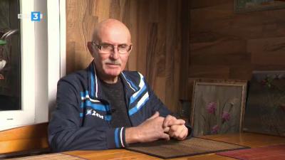 Волейболистът Георги Василев