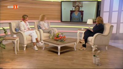"""Весела Димитрова и Ина Ананиева в """"Извън играта"""""""