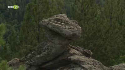 """Ландшафтно-исторически парк """"Градище"""" - Долно Дряново"""