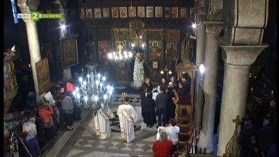 Неделна литургия - 17.10.2021