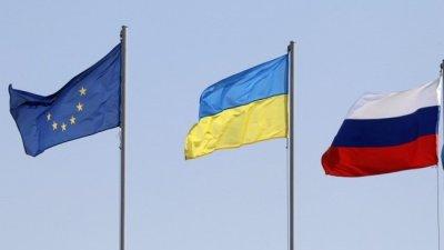 Напрегнатите отношения между Русия, Украйна и Запада
