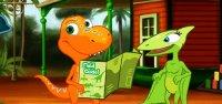 снимка 3 Влакът на динозаврите