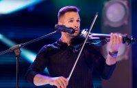 снимка 4 Рапиращият виртуозен цигулар Свет Радославов