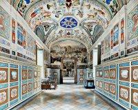 снимка 2 Пътешествие из музеите на Ватикана