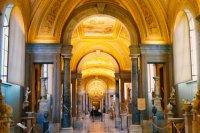 снимка 18 Пътешествие из музеите на Ватикана