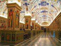 снимка 25 Пътешествие из музеите на Ватикана