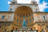 снимка 19 Пътешествие из музеите на Ватикана