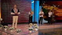 """снимка 3 Младият певец Ивайло Маджаров - гост в """"Иде нашенската музика"""""""