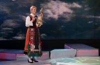 снимка 1 Младата добруджанска певица Галя Петрова-Киркова