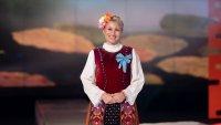 снимка 3 Младата добруджанска певица Галя Петрова-Киркова