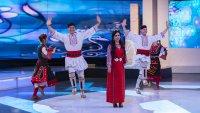 """снимка 1 Петя Панева и Антон Гудов - гости в """"Иде нашенската музика"""""""